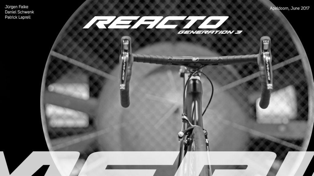 MERIDA REACTO 2018 Launch