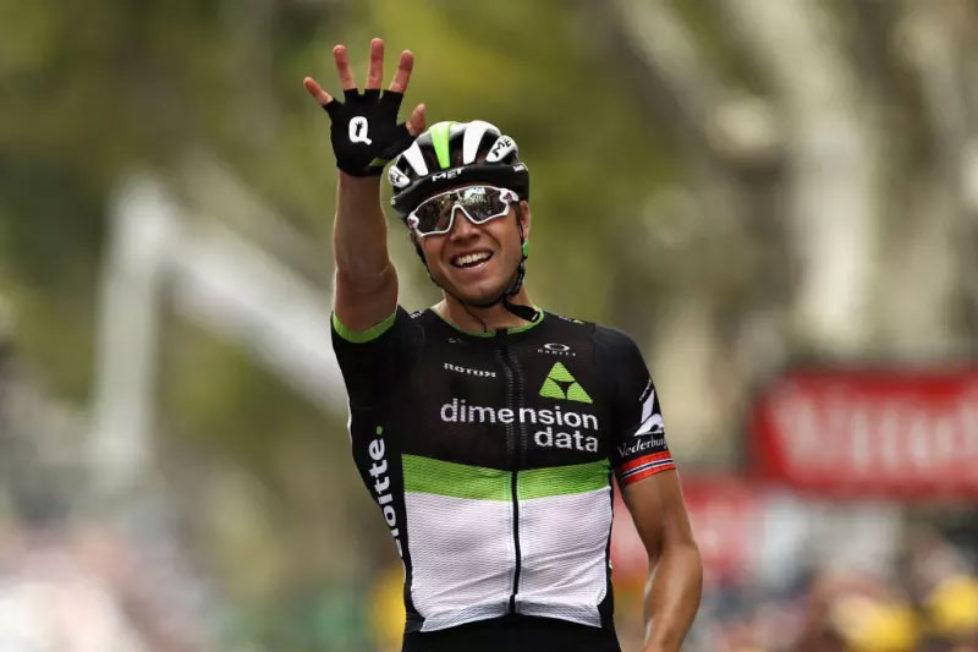 Победа Боассона Хагена и команды Dimension Data - Cervello на 19 этапе Tour de France