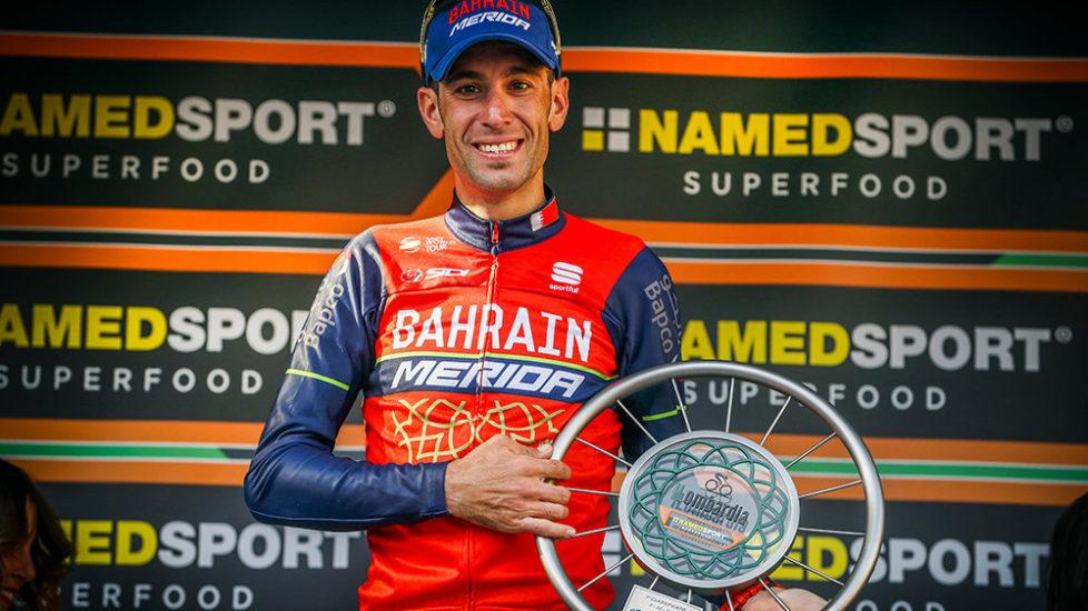 Винченцо Нибали выиграл il Lombardia
