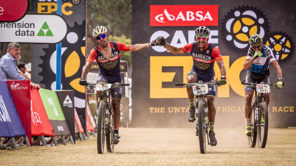 Хосе Антонио Хермида и Йоахим Родригес возвращаются на ABSA Cape Epic в 2018 году