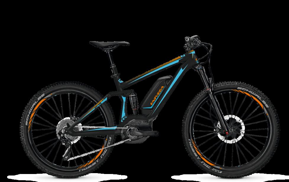 Электровелосипеды в Slopestyle: Univega